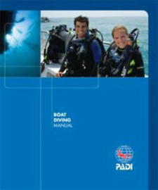 79170 Boat Diver Specialty Manual - Boat Diver Specialty, Engels!