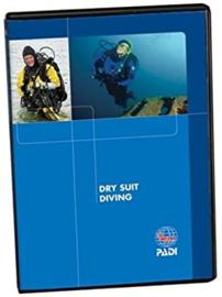 PADI 70856 Dry Suit Diver Specialty DVD - Dry Suit Diving, Diver Edition Engels!