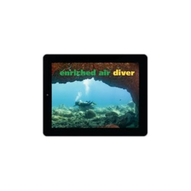 PADI 60415-1 Enriched Air (Nitrox) Specialty eLearning - Enriched Air - Touch (no PIC required)