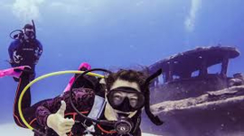 PADI Adventure Diver, Praktijk, 3 duiken
