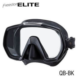 Tusa Freedom Elite Zwart Masker