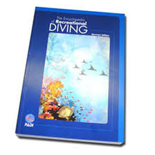 PADI Book - Encyclopaedia of Recreational Diving, (70034, Engels!)