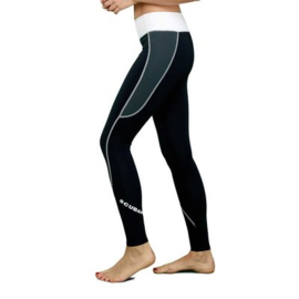 Scubapro T-Flex Legging dames Graphite