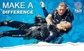 PADI Rescue Diver Praktijk