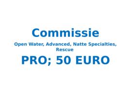 Commissie 50 euro
