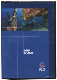 PADI 70842MUL Deep Diver Specialty DVD - Deep Diving, Diver Edition (English/Spanish)