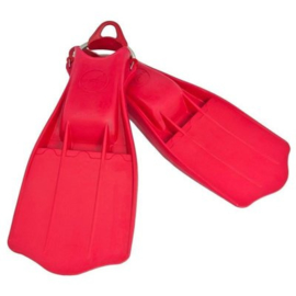 Tecline Jetstream Fins Rood