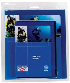 PADI 60995 Dry Suit Diver Specialty DVD Pak - Dry Suit Diver Engels!