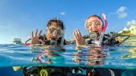 PADI Open Water Diver Praktijk, 1 weekend in de zomer