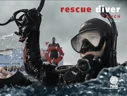 PADI 60530-1 ELEARNING - RESCUE - TOUCH + BREVET