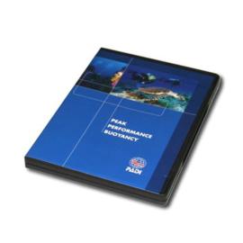 PADI 70858 Digital U/W Photographer Specialty DVD - Peak Performance Buoyancy