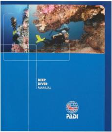 PADI 79300 Deep Diver Specialty Manual - Deep Diver