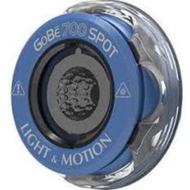 Light & Motion Gobe 700 Spot lampkop