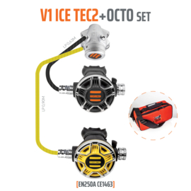 Tecline V1 ICE TEC2 set