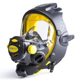 Oceanreef Space Extender Zwart-Geel