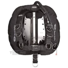 Tecline Donut 22 Special Edition Comfort harness BP