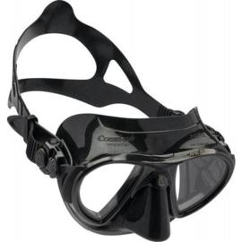 Cressi Nano Masker Donker Silicone