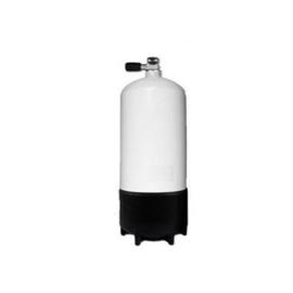 Duikcilinder 12 liter kort enkel 232 bar