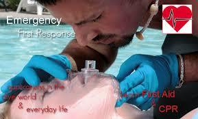 Emergency First Responder (EFR) & AED, Praktijk