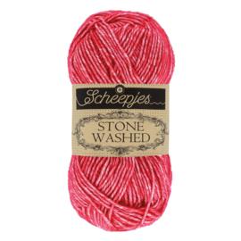 Stonewashed Red Jasper 807