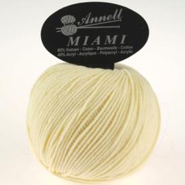 Miami 8914 Licht geel beige