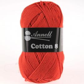 Coton 8 kleurnummer 004