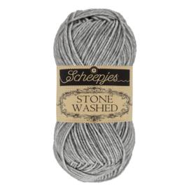 Stonewashed Smokey Quartz 802