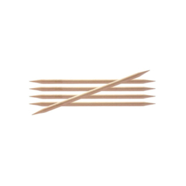 Knitpro Basix Birch sokkennaalden 20 cm