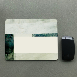 MOUSE PAD PRINT - GREY COLLAGE (2x)