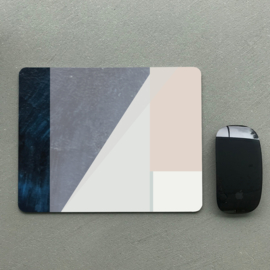MOUSE PAD PRINT - ABSTRACT FORMS (2x)