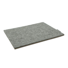 MOUSE PAD GREY (2x)