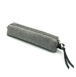 PENCIL CASE GREY
