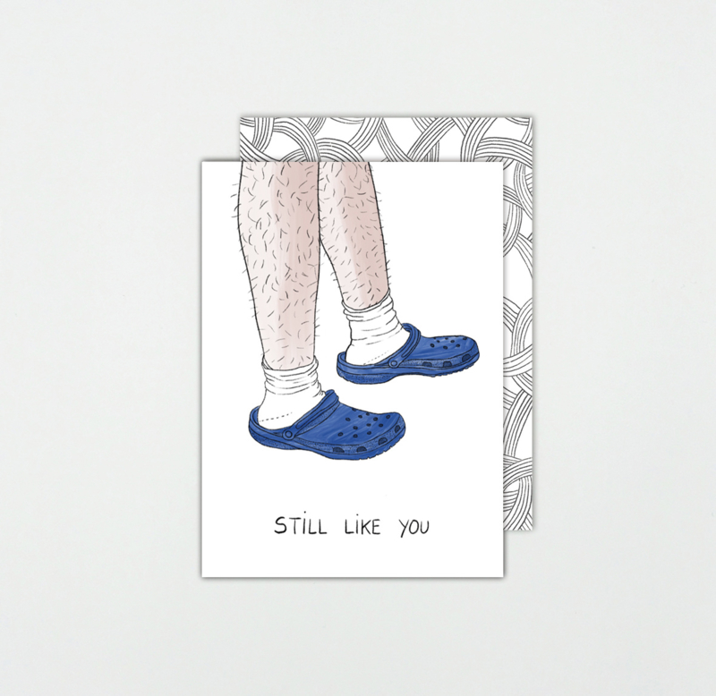 STILL LIKE YOU
