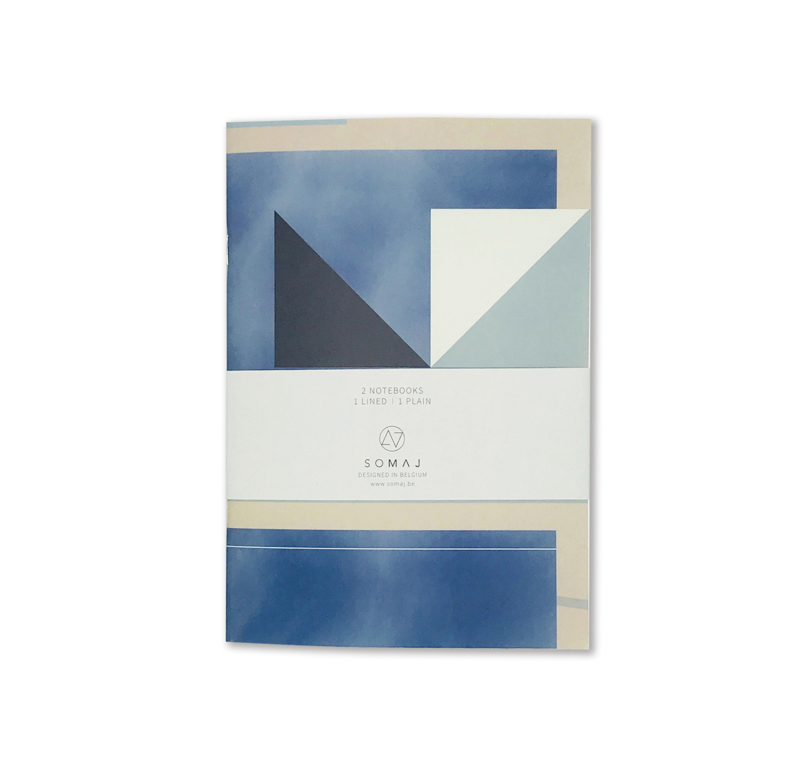 FARVO SET OF 2 BOOKLETS A5