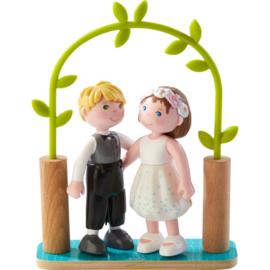 Haba : Little Friends Bruidspaar - 303165