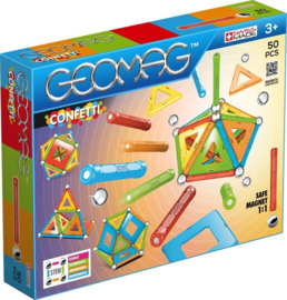 Geomag : Confetti 50 Bouwen met Magneten - 352