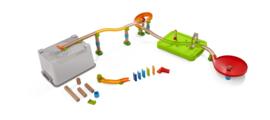 """Haba : Kullerbü Grote Set Groene Basisbox """"Op de doos, klaar, start,...! - 305025"""