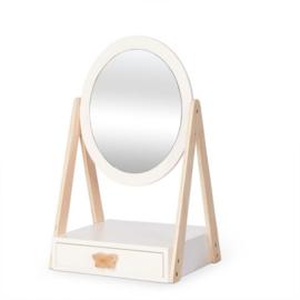 Astrup : Tafelspiegel met lade - 84192