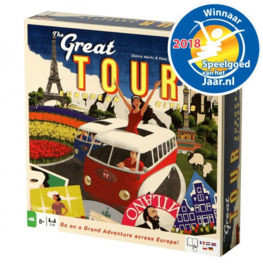"Tactic : Spel ""Great Tour"" - 54631"