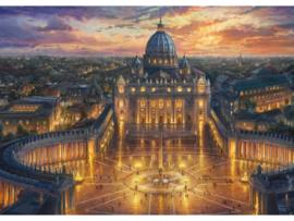 Schmidt : Puzzel 1000 stukken Het Vaticaan - 59628