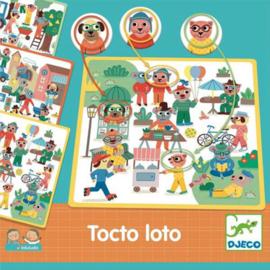 Djeco : Spreekspel Tocto Loto