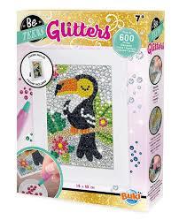 Knutselen : Be Teens : Glitters Diamond Painting Toucan - DP004