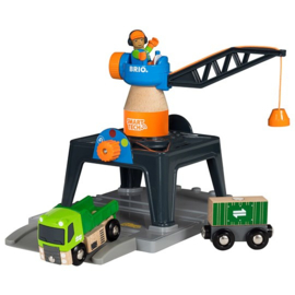 Brio : Smart Tech Container Crane - 33962