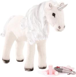 Götz : Unicorn Eenhoorn met Zilveren hoorn - 3402631