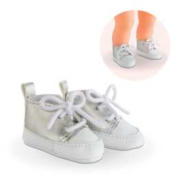 Corolle Ma Corolle Schoenen Zilveren Sneakers - 210070