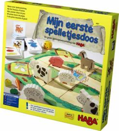 """Haba : Spel """"Mijn Eerste Spelletjesdoos"""" - 4687"""