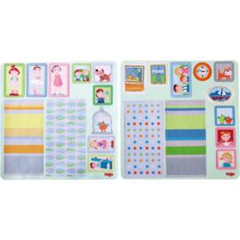 Haba : Little Friends : Decoratieve Stickers voor Poppenhuis Lenteochtend - 301962