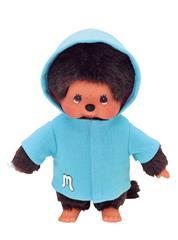 Monchhichi kleding 20 cm : Sweater met kap - 254408