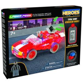 Laser Pegs : Getaway Car - 19604