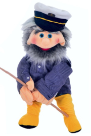 Living Puppet : Kapitein Hansen 65 cm